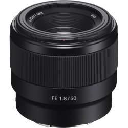 Objektīvi - Sony FE 50mm f/1.8 Lens - perc veikalā un ar piegādi
