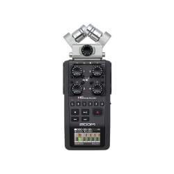 Mikrofoni - ZOOM H6 Handheld Audio Recorder - quick order from manufacturer
