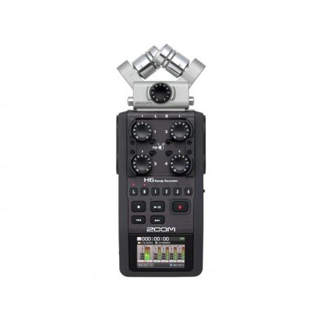 Mikrofoni - Zoom H6 Recorder - ātri pasūtīt no ražotāja