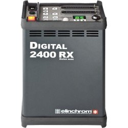 Generators - EL-10258 01 Elinchrom Power Pack Digital 2400 Rx - quick order from manufacturer