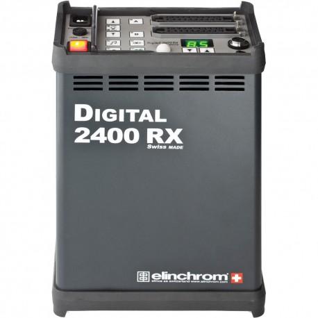 Ģeneratori - EL-10258 01 Elinchrom Power Pack Digital 2400 Rx - ātri pasūtīt no ražotāja