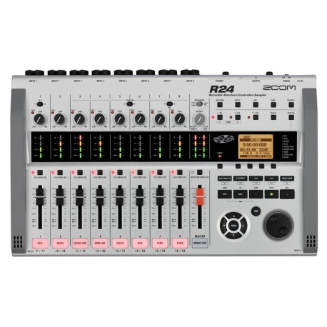 ZOOM R24 RECORDER DRIVERS PC
