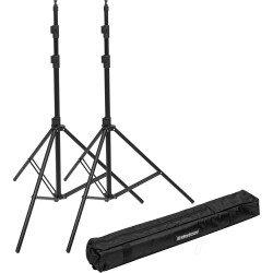 Gaismu statīvi - Elinchrom Stand Set 2 X 85-235 cm EL-30162 - perc šodien veikalā un ar piegādi