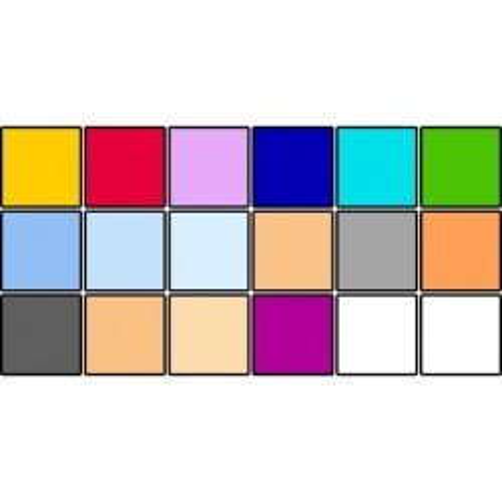 Reflectors - LEE filtru komplekts 18 veidi 24 loksnes 25x30cm - buy today in store and with delivery