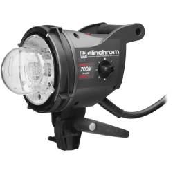 Studijas zibspuldzes - Elinchrom LampHead Zoom Pro HD - ātri pasūtīt no ražotāja