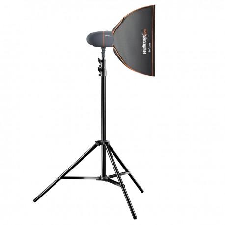 Комплекты студийных вспышек - walimex pro Newcomer Set Starter 200 SB - быстрый заказ от производителя