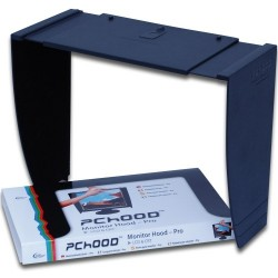 Aksesuāri LCD monitoriem - PChOOD Large Monitor Hood - Pro - ātri pasūtīt no ražotāja