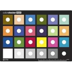 Balansa kartes - X-Rite ColorChecker PROOF - perc šodien veikalā un ar piegādi