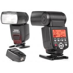 Вспышки - YongNuo Digital Speedlite YN560-III for Canon - купить сегодня в магазине и с доставкой