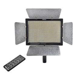 LED Gaismas paneļi - Yongnuo LED YN-600II 5500K - купить сегодня в магазине и с доставкой