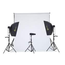 Комплекты студийных вспышек - Linkstar Compact Flash Kit MTGK-3150U - быстрый заказ от производителя