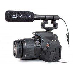 Mikrofoni - AZDEN DSLR VIDEO mikrofons SMX-10 STEREO - perc šodien veikalā un ar piegādi