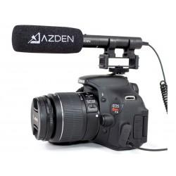 Mikrofoni - AZDEN DSLR VIDEO mikrofons SMX-10 STEREO - ātri pasūtīt no ražotāja