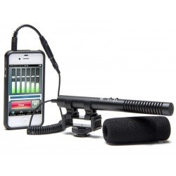 Microphones - AZDEN SHOTGUN MICROPHONE SGM-990+I MOBILE - quick order from manufacturer