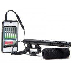 Viedtālruņiem - AZDEN SHOTGUN mikrofons SGM-990+i MOBILE - ātri pasūtīt no ražotāja