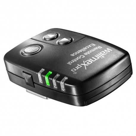 Triggers - walimex pro VE& VC& Newcomer radio remote trigger - buy today in store and with delivery