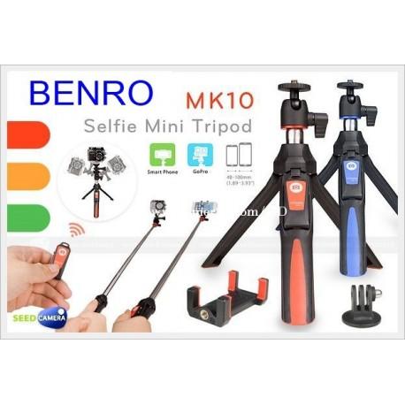 Monopodi - Benro BK10 Smart Mini statīvs un monopods - perc šodien veikalā un ar piegādi