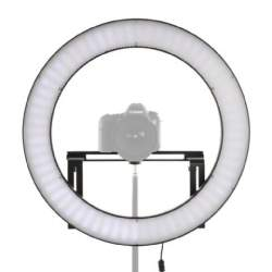 Falcon Eyes Bi-Color LED Ring Lamp Dimmable DVR-512DVC on 230V