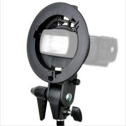 Acessories for flashes - Godox S-type Speedlite Bracket (Bowens mount) - buy in store and with delivery