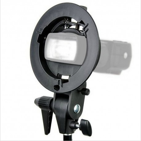 Acessories for flashes - Godox S-type Speedlite Bracket (Bowens mount) - buy today in store and with delivery