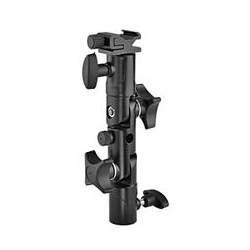 Aksesuāri zibspuldzēm - Jinbei M11-151A dubultais lietussarga adapteris - perc veikalā un ar piegādi