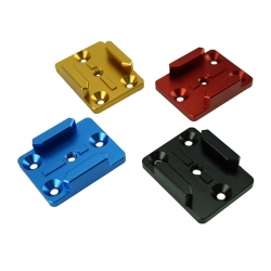 GoPro Aksesuāri - Aluminum Flat Surface Mount - buy in store and with delivery