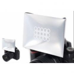 Aksesuāri zibspuldzēm - Kameras zibspuldzes izkliedētājs LS-03 - perc veikalā un ar piegādi