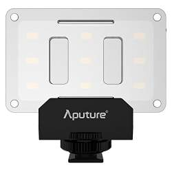 On-camera LED light - Aputure Amaran LED mini light - buy today in store and with delivery
