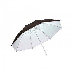Зонты - Metz umbrella UM-80 BW, black/white - купить сегодня в магазине и с доставкой