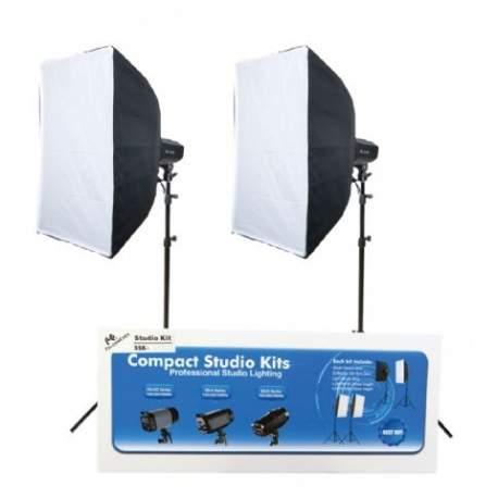 Studijas zibspuldžu komplekti - Falcon Eyes studijas gaismu komplekts SSK-2200D 290018 - ātri pasūtīt no ražotāja