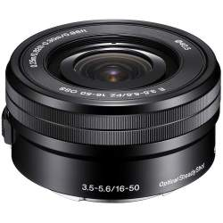 Objektīvi - Sony 16-50mm f/3.5-5.6 OSS Alpha E-mount Retractable SELP - ātri pasūtīt no ražotāja