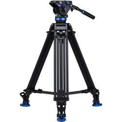 Video statīvi - BENRO video statīvs A573TBS8 ar galvu - perc veikalā un ar piegādi