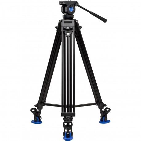 Видео штативы - Benro KH26NL video statīvs ar galvu - купить сегодня в магазине и с доставкой