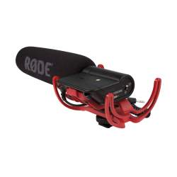 Mikrofoni - Rode VideoMic Rycote with RYCOTE Shockmount MK - buy today in store and with delivery