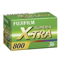 Фото плёнки - Fujifilm Fujicolor пленка Superia X-TRA 800/36 - быстрый заказ от производителя