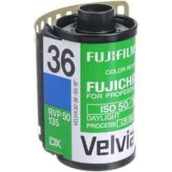 Foto filmiņas - FUJIFILM VELVIA RVP 50 135/36 - perc veikalā un ar piegādi