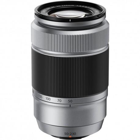 Objektīvi - FUJIFILM Lens Fujinon XC50-230mm F4.5-6.7 silver - ātri pasūtīt no ražotāja