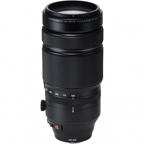 Objektīvi - FUJIFILM Lens Fujinon XF100-400mm F4.5-5.6 R LM OIS WR - ātri pasūtīt no ražotāja