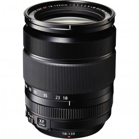 Объективы - Fujifilm Fujinon XF 18-135mm f/3.5-5.6 R LM OIS WR - купить сегодня в магазине и с доставкой