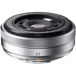 Objektīvi - FUJIFILM Lens Fujinon XF27mm F2.8 silver - perc veikalā un ar piegādi