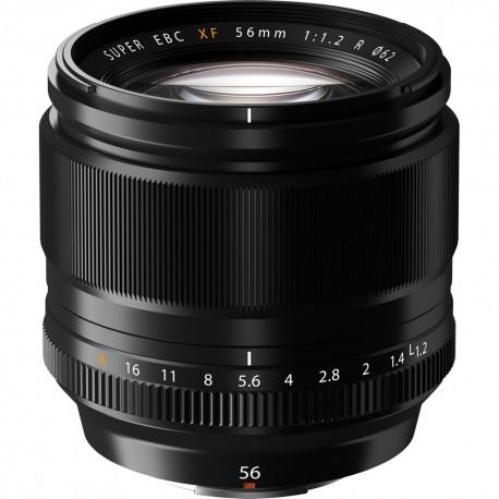 Objektīvi - FUJIFILM Lens Fujinon XF-56mm F1.2 R - perc šodien veikalā un ar piegādi