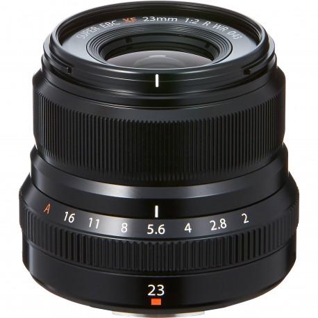 Objektīvi - FUJIFILM Lens Fujinon XF23mm F2 R WR - perc šodien veikalā un ar piegādi