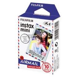 Картриджи для инстакамер - Fujifilm Instax Mini 1x10 Airmail 70100139610 - купить сегодня в магазине и с доставкой