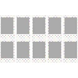 Instantkameru filmiņas - FUJIFILM Colorfilm instax mini CANDYPOP (10PK) - perc šodien veikalā un ar piegādi