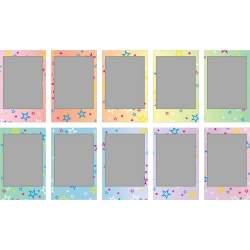 FUJIFILM Colorfilm instax mini SHINY STAR (10PK)