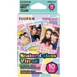 Instantkameru filmiņas - Fujifilm Instax Mini 1x10 vitrāža - perc šodien veikalā un ar piegādi