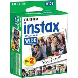 Instantkameru filmiņas - FUJIFILM Colorfilm instax WIDE GLOSSY (10x2) - perc šodien veikalā un ar piegādi