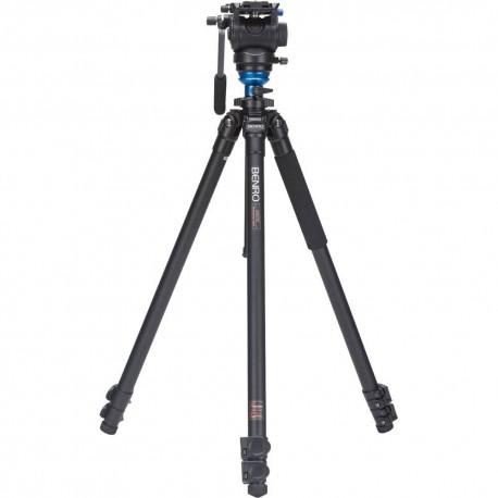 Видео штативы - Benro foto statīvs A2573FS4 - купить сегодня в магазине и с доставкой