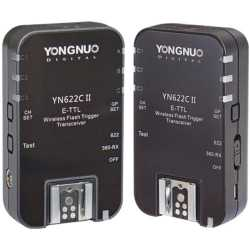 Radio palaidēji - Yongnuo YN-622C II E-TTL radio zibspuldzes palaidējs - perc veikalā un ar piegādi