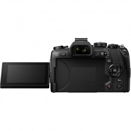 Bezspoguļa kameras - Olympus E-M1II Body black incl. Charger & Battery - ātri pasūtīt no ražotāja